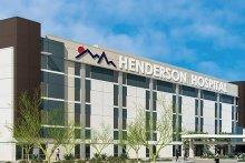 Henderson Hospital Earns National Award for Quality