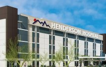 Henderson Hospital gana el premio Leapfrog Top Teaching Hospital 2020